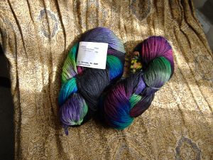 Great Adirondack superwash merino